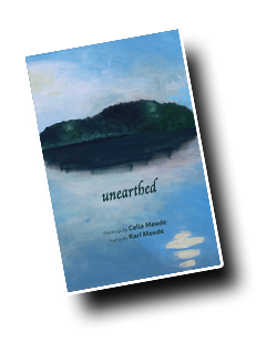Unearthed Illustrated Poety Cover